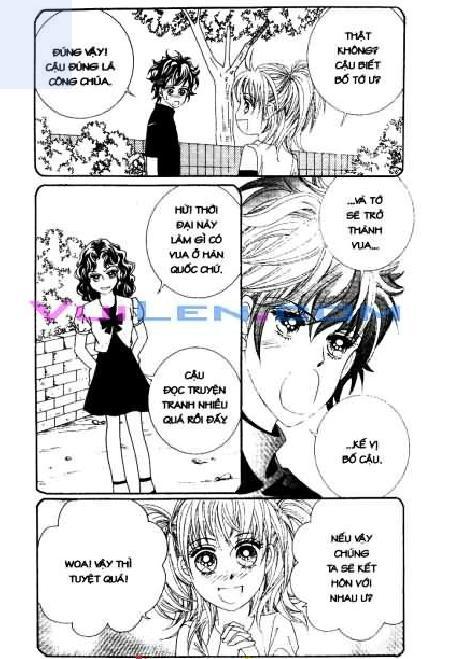 Công chúa của tôi Chapter 8 - Trang 118