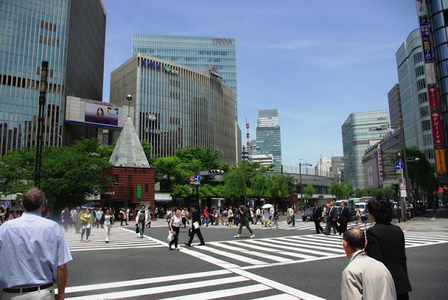 Znamenitosti Tokia