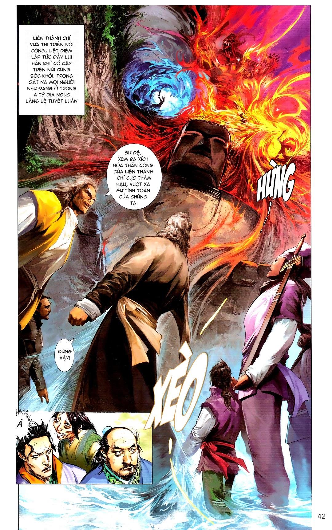 Phong Vân chap 666 Trang 42 - Mangak.info