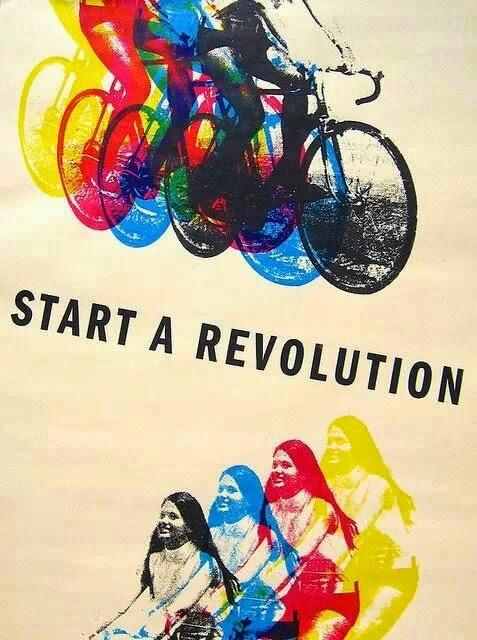 ...Bike revolution...
