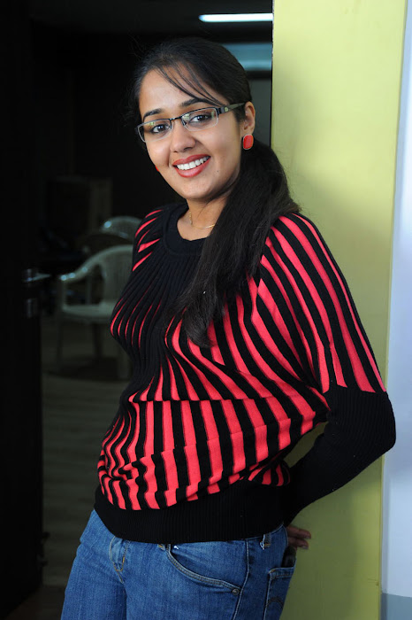 ananya from journey movie sucessmeet, ananya hot photoshoot
