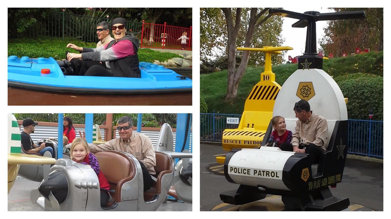 Lizzie Lau Legoland Fun with Grandparents