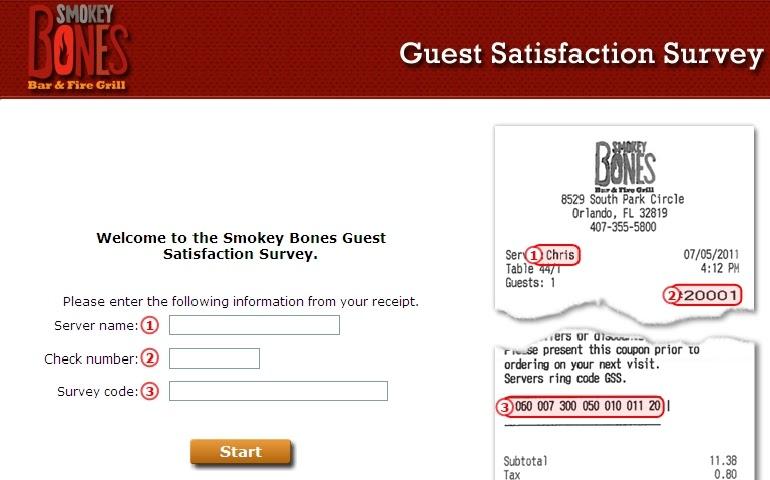 Smokey Bones Coupon Code | Mega Deals and Coupons