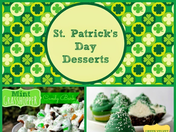 Ideas for St. Patrick's Day Desserts