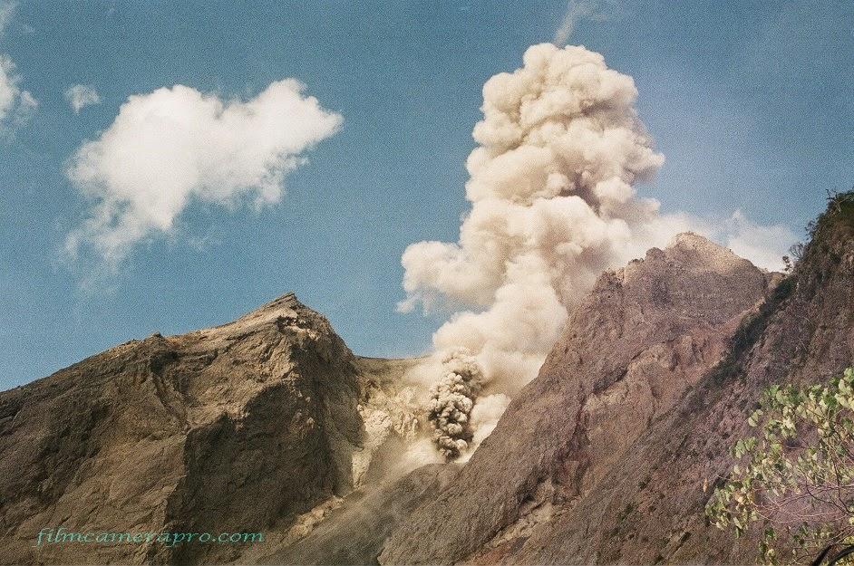 Batutara volcano