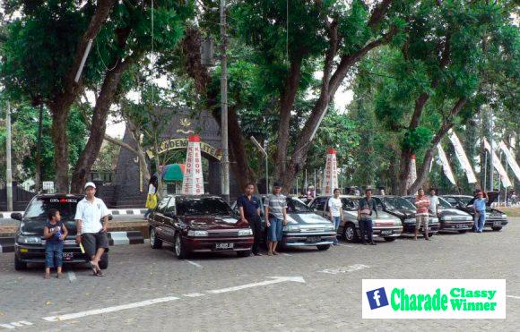 Kopdar C2W Jawa Tengah Di Magelang