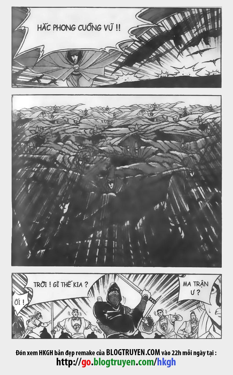 xem truyen moi - Hiệp Khách Giang Hồ Vol04 - Chap 026 - Remake