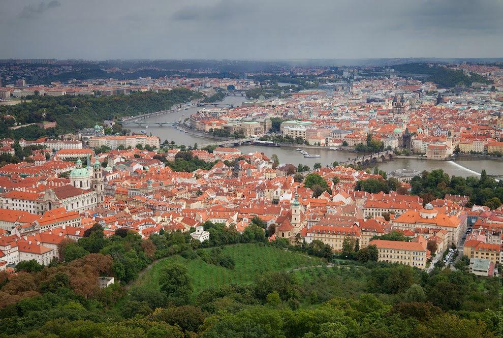 Красота Праги. Фото