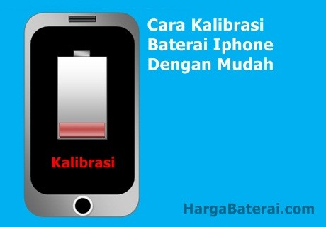 Cara Kalibrasi Baterai Iphone Dengan Mudah