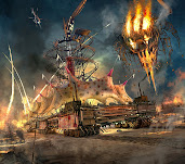 #3 Twisted Metal Wallpaper