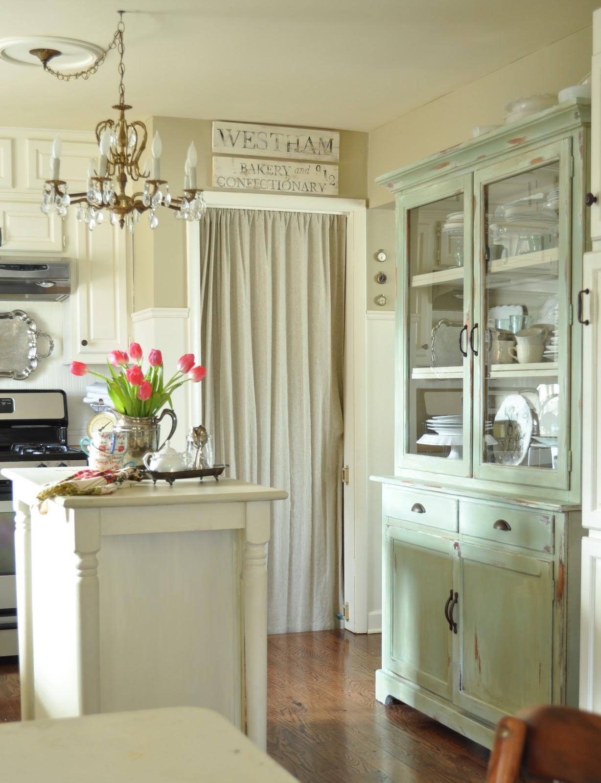 My Spring kitchen.... - Jennifer Rizzo