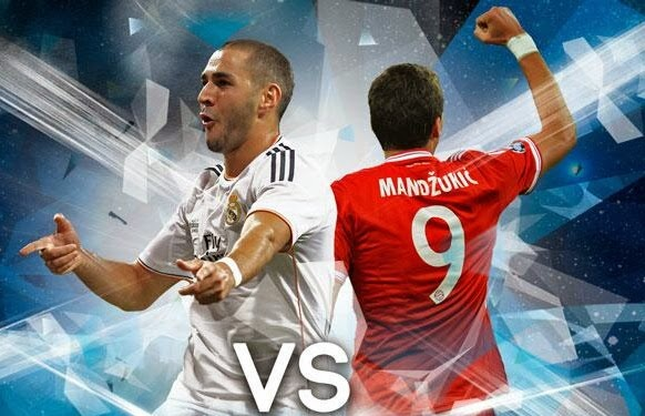 REPETICION REAL MADRID VS BAYERN MUNICH, Goles, Resultados, Estadisticas, Online