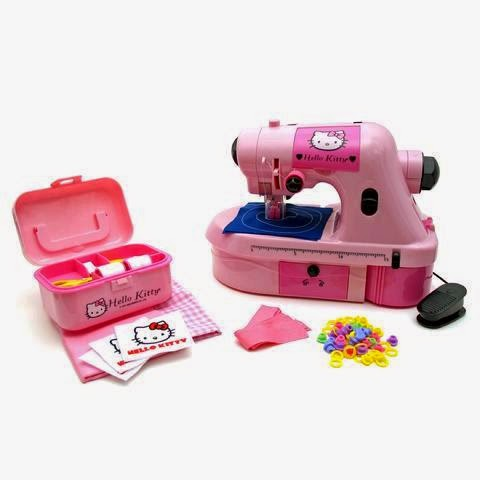 HELLO KITTY CHAINSTITCH SEWING MACHINE MANUAL