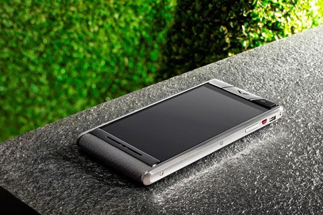 Spesifikasi Dan Harga Vertu Aster, Smartphone Termahal