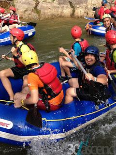 Rafting Gopeng
