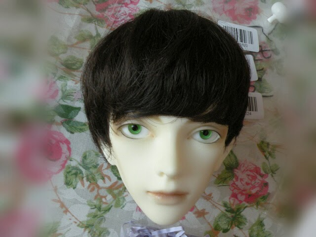 Synthetic Hair Wefts Doll 79
