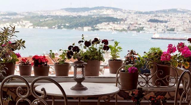 istanbul'un en keyifli brunch mekanları / 5. kat cihangir