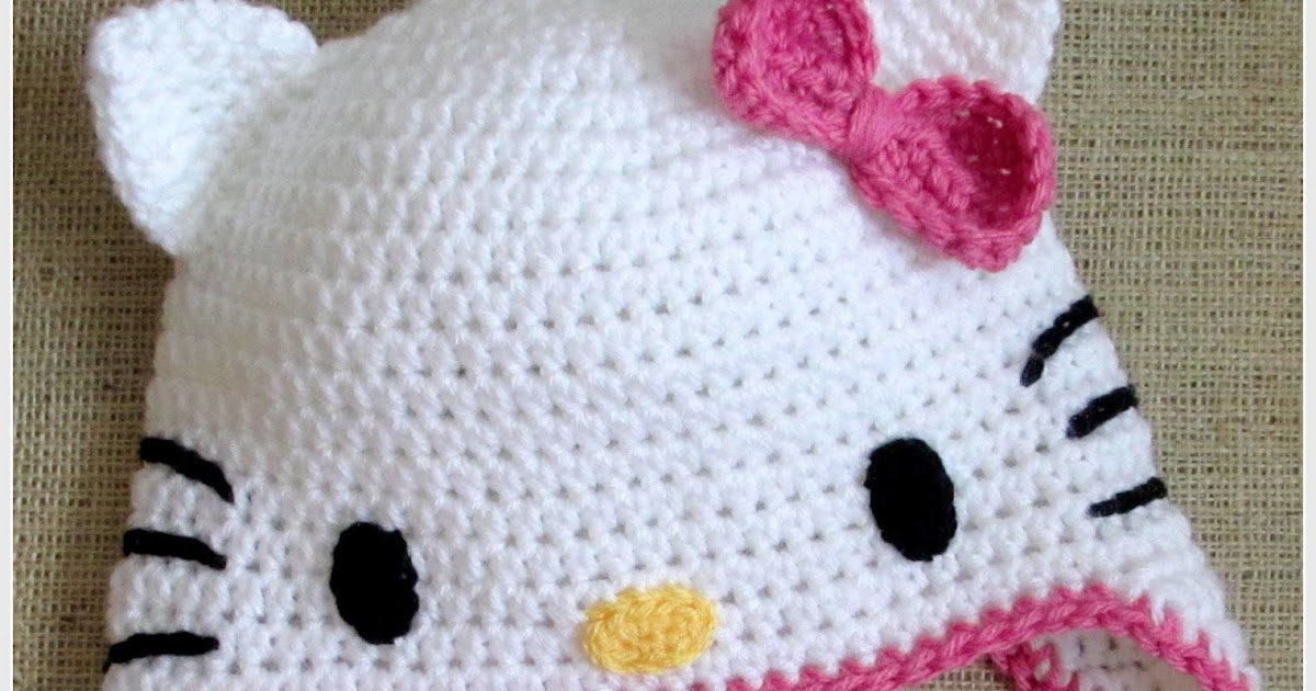Hoffee And A Nuffin Hello Kitty Cat Ears Tutorial