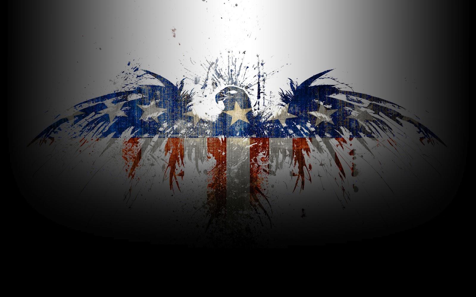 Wallpaper a day: american eagle wallpaper