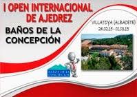 I Open Internacional de Ajedrez Baños de la Concepción