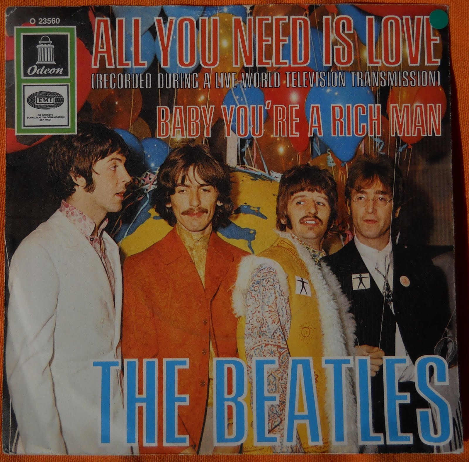 The Beatles - YEA! - YEA! - YEA! Vol. 4