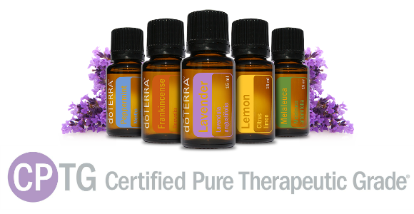 My Favourite Essential Oils!