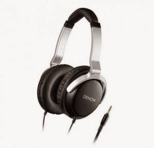 Denon AH-D510 Acoustic Luxury Over-Ear Wired Headphones for Rs.2939 at Ebay