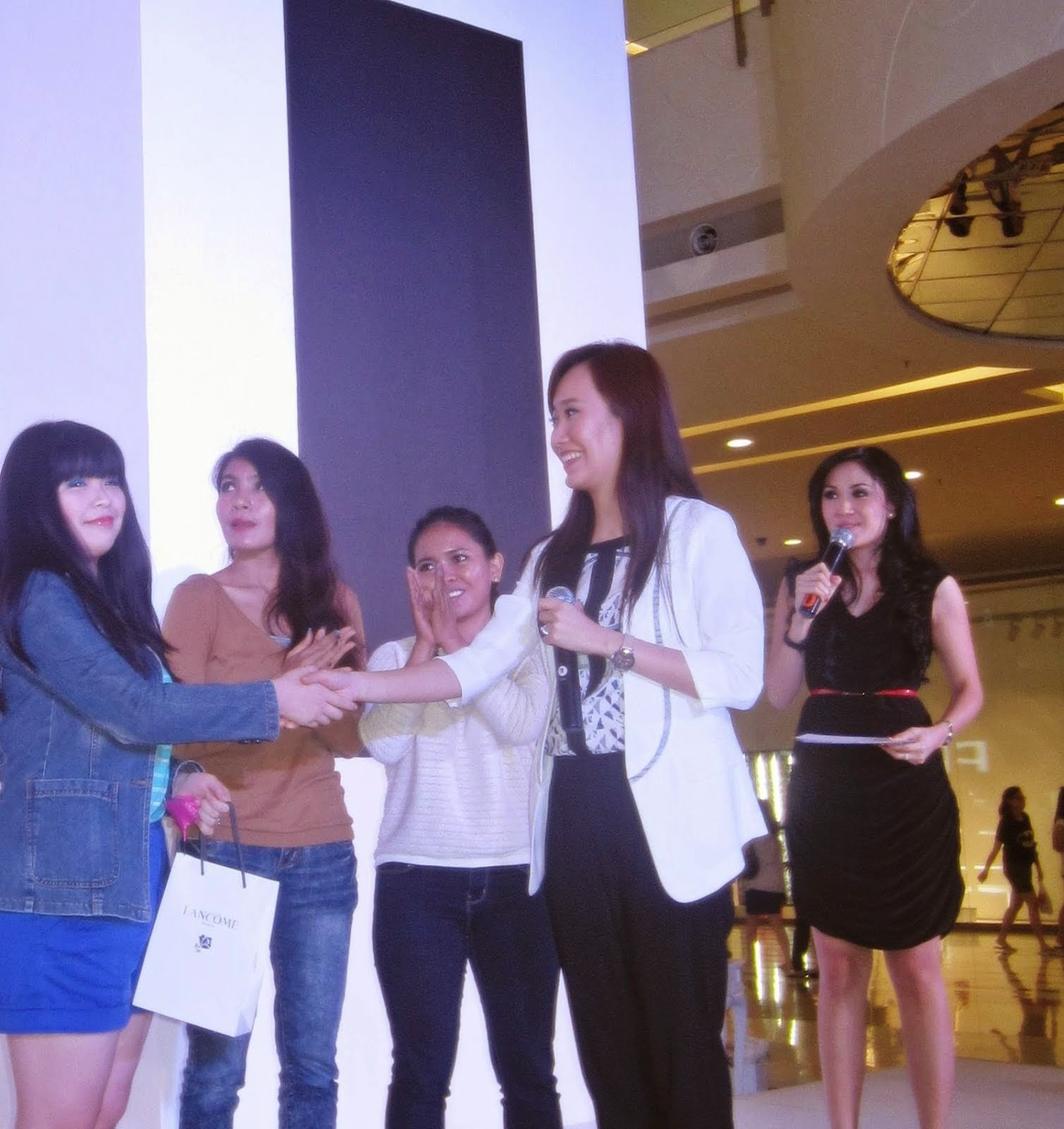 WINNER of LANCOME INDONESIA
