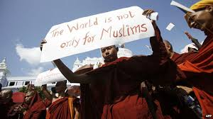 buddhist monks attacked muslims in myanmar