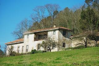 San Román, antiguo palacio de los Salas