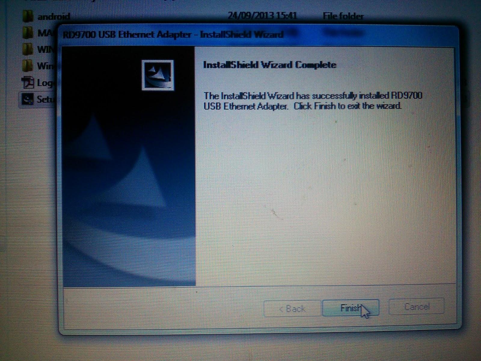 Cara Install Usb Lan Windows 7 To Netline 10 Maka Akan Muncul Seperti Tampilan Berikut Di Notife 11