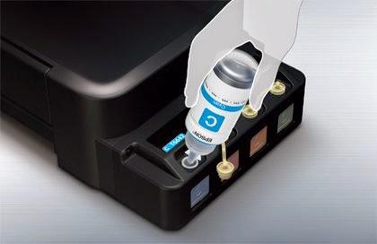 installere epson printer