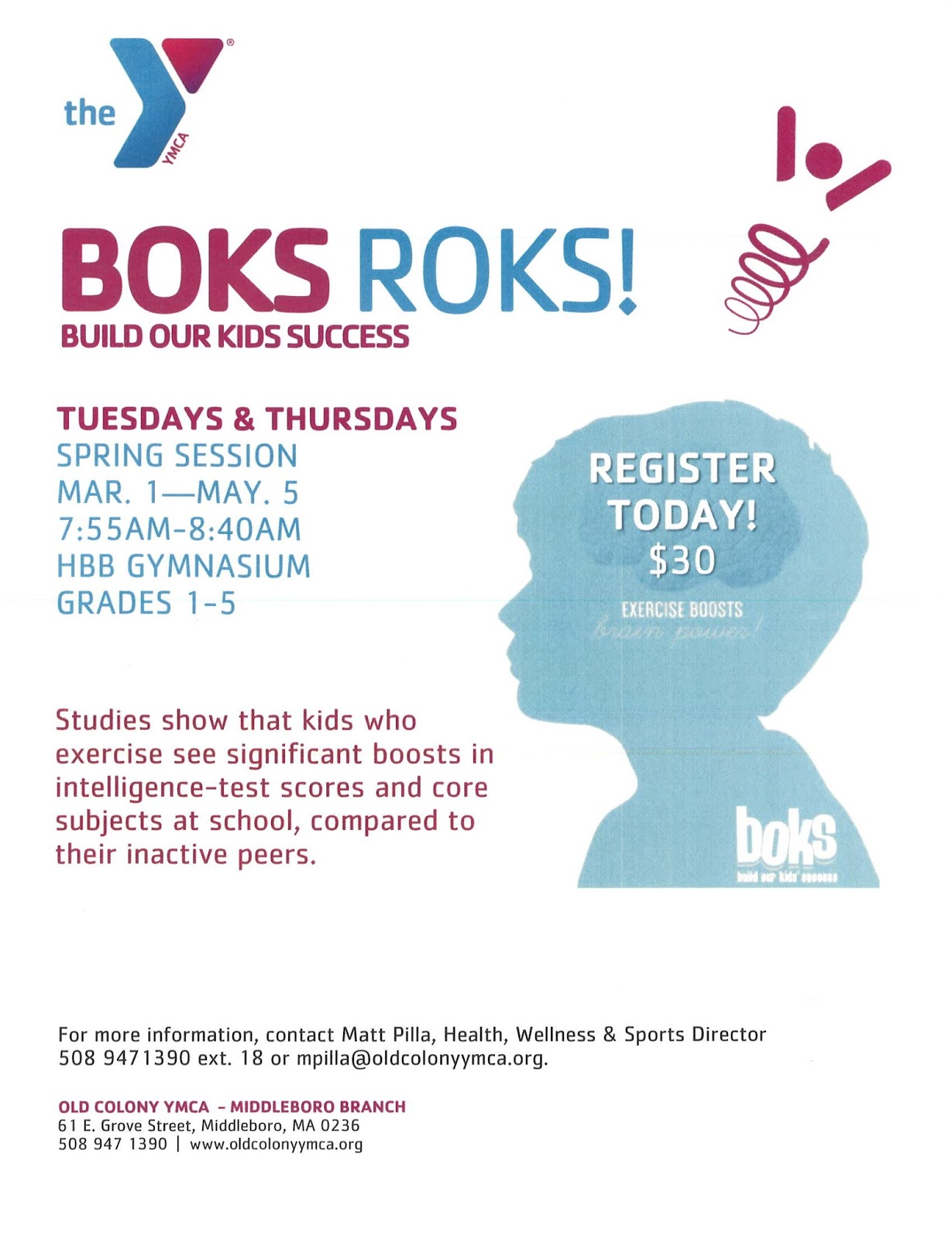 Welcome to HBB: National Heart Health Month and BOKS