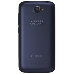 Alcatel One Touch Fierce 2 (rear)