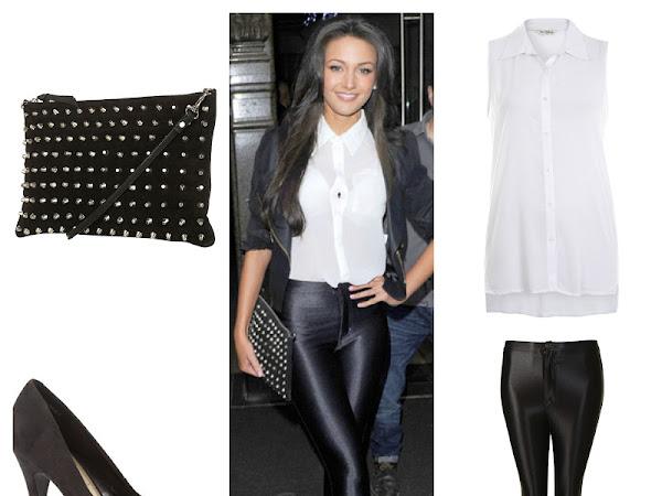 Celebrity Style Recreation: Michelle Keegan