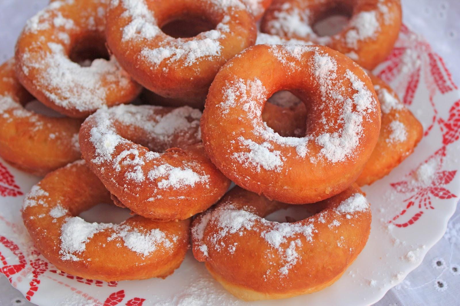 как приготовить пончики в домашних условиях без кефира
