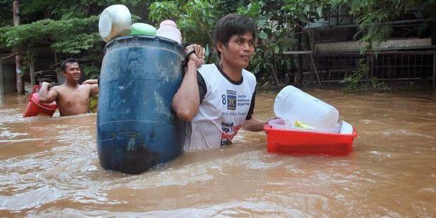 7 Penyakit Berbahaya Saat Banjir