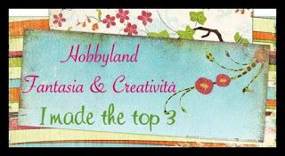 I made Top 3!!!!