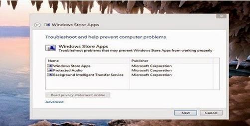 Cara Memperbaiki Windows Store Di Windows 8 Dan Windows 8.1 yang Perlu Di Ketahui