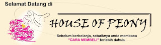 House of Peony sewa gaun pesta, baju pengantin, dan gaun photo pre-wedding.