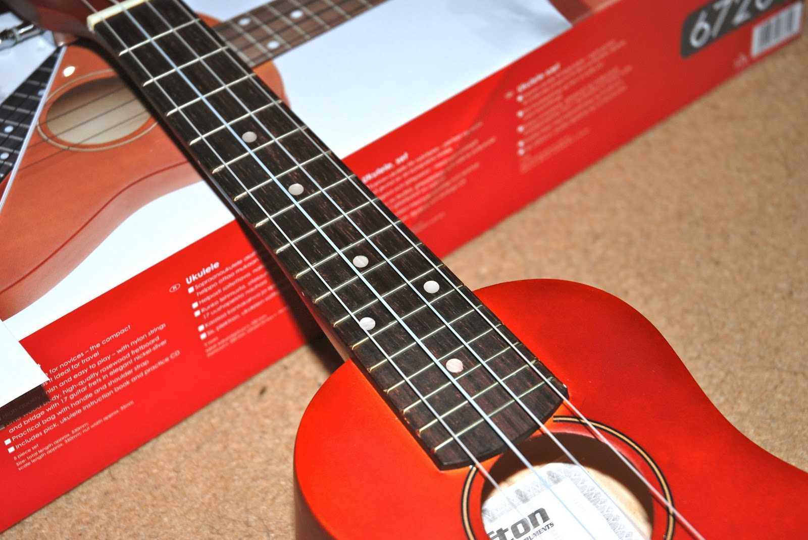 Clifton (Lidl) Ukulele kit - REVIEW | GOT A UKULELE - Uke blog for1600