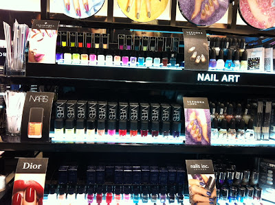Nail Bar at Sephora