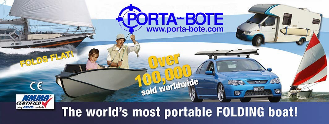 The Foldable Boat