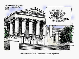 U.S. Supreme Court Considers Lethal Injection