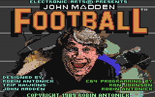 Madden Commodore