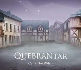 Juegos de Escape Quebrantar - Caila the Witch