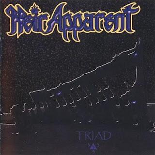 Heir Apparent - Triad (1999)