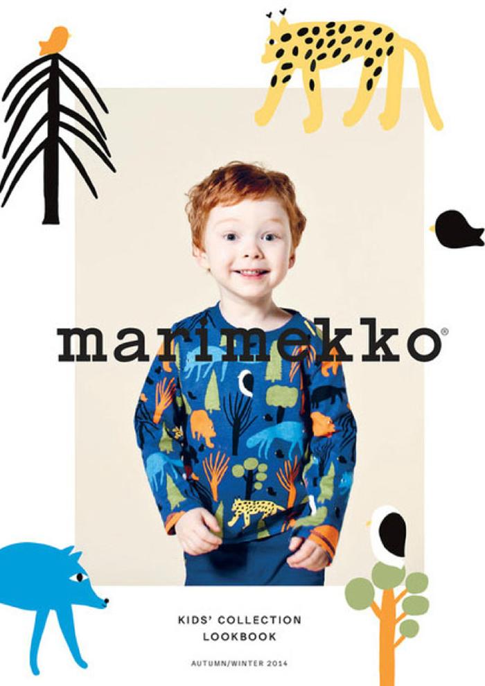 Marimekko for kids