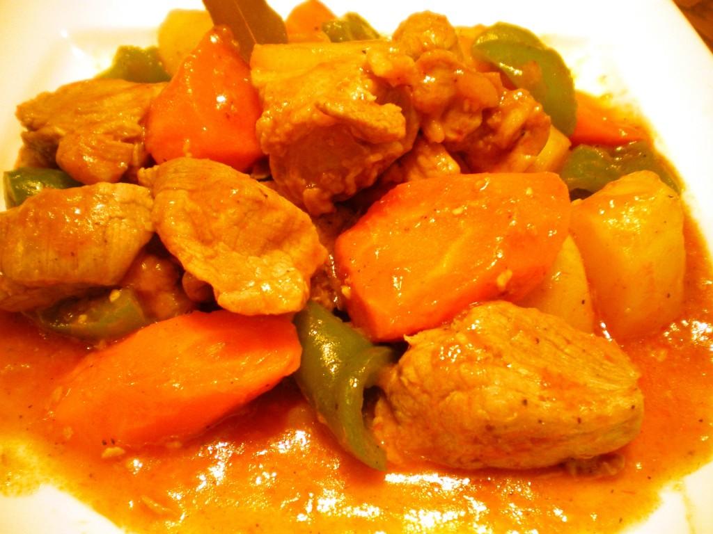 Filipino taste afritada braise in tomato sauce forumfinder Gallery