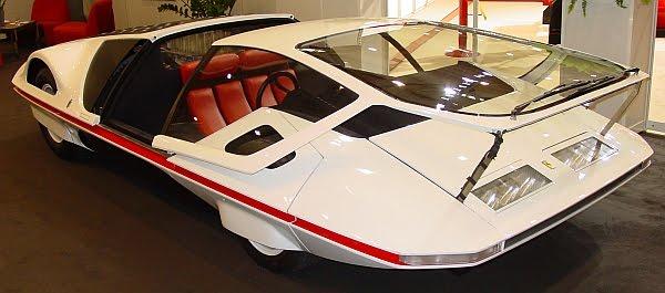 Ferrari 512 Modulo (1970)